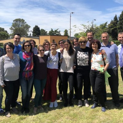 Successful training in Slovenia May 2019